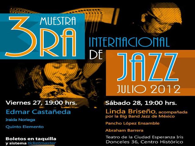 3ra. Muestra Internacional de Jazz en México
