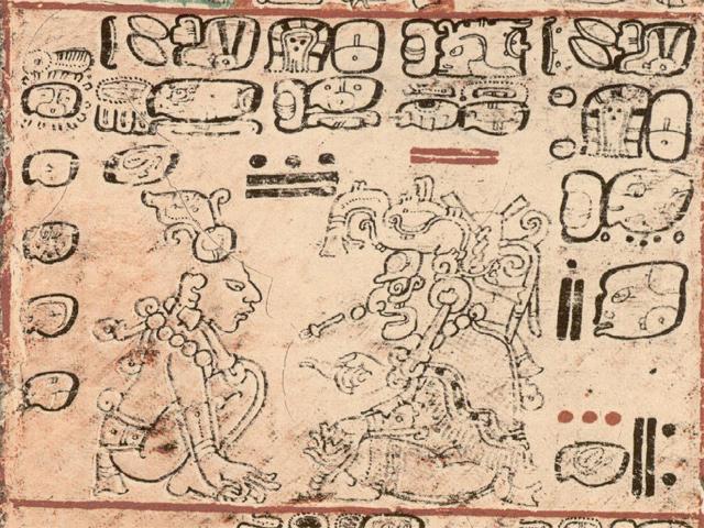 Principios básicos de conteo del Calendario Maya