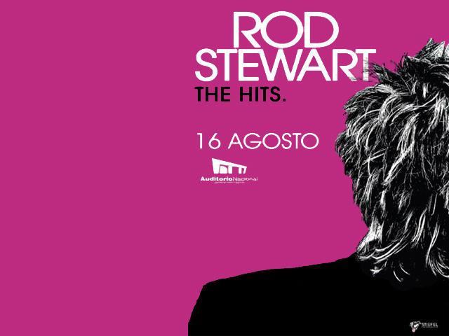 Rod Stewart ofrecerá dos conciertos en el Auditorio Nacional de México