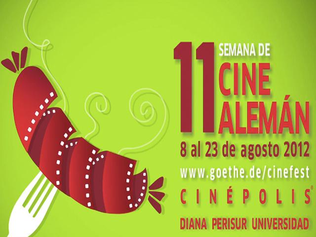 11ª Semana de Cine Alemán en México