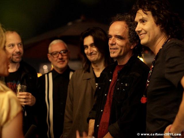 Caifanes abre nueva fecha a su gira 2012