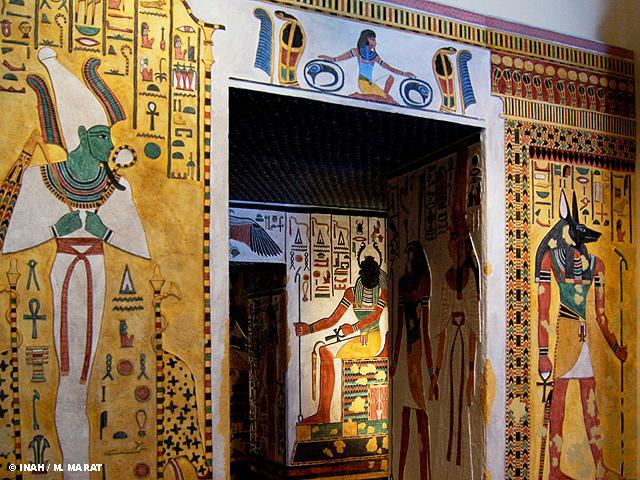Antiguo Egipto: estrella del Museo de las Culturas