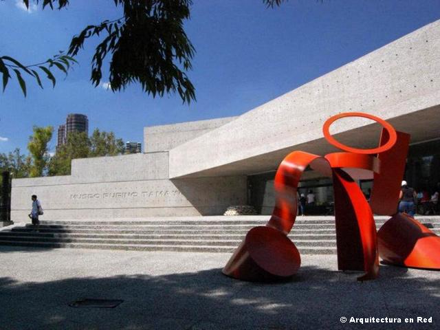 Reapertura del Museo de Arte Contemporáneo Rufino Tamayo