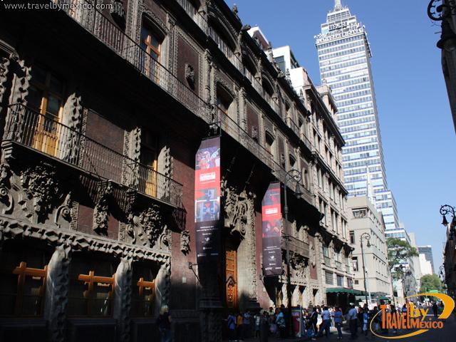 El Centro Histórico de la Ciudad de México