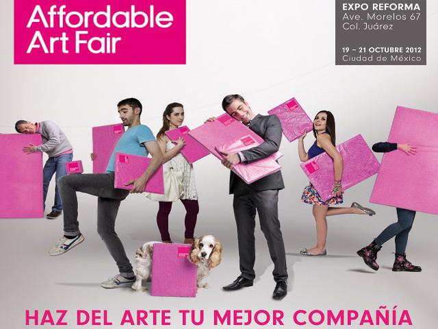 Feria del Arte Accesible, por primera vez en México