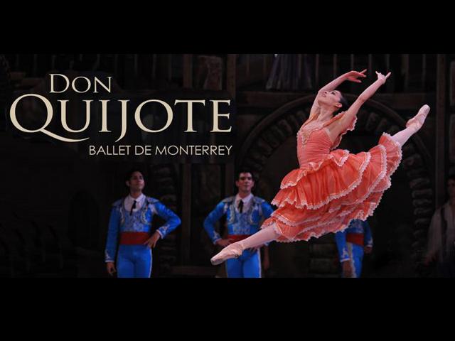 Teatro del Bicentenario recibe al Don Quijote