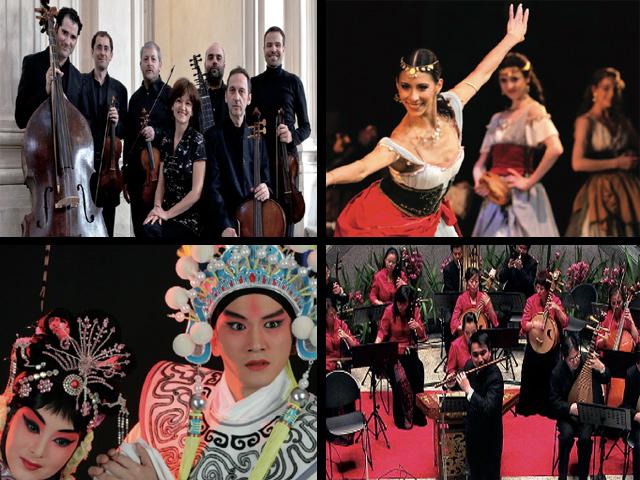 Cervantino 2012 en León, SMA y otras ciudades