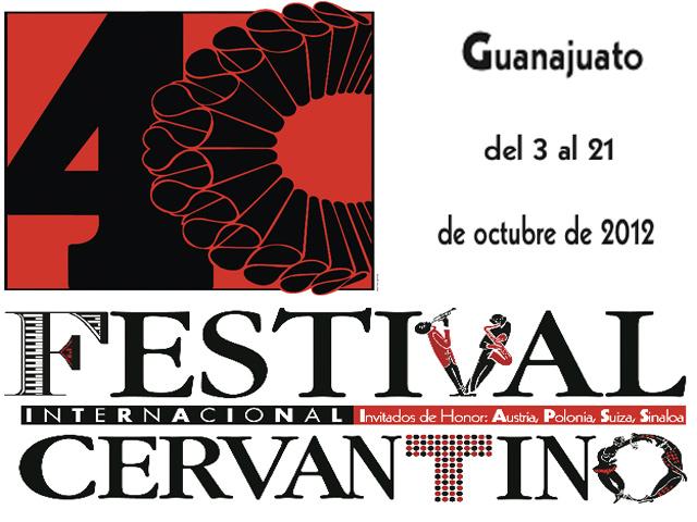 FIC 2012, Programa de eventos en Guanajuato