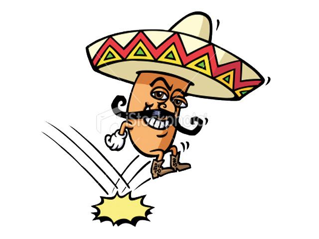 Frijoles Saltarines de México