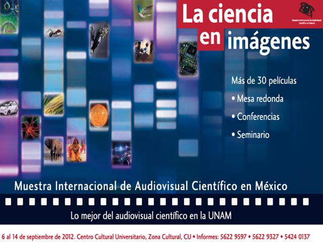 Muestra Internacional de Audiovisual Científico en México