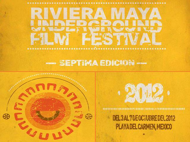 Riviera Maya Underground Film Festival 2012