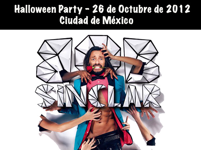 Halloween Party 2012: Bob Sinclar, Dr.Hoffman, Molotov, Calle 13