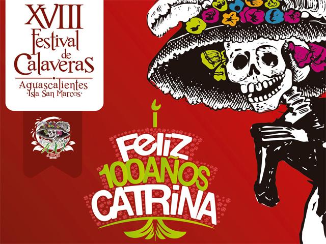 Festival de Calaveras 2012 en Aguascalientes