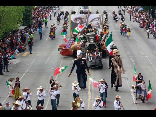 Fiestas de Octubre 2012 en Guadalajara