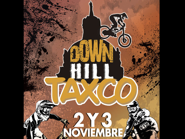 Downhill Taxco 2012, carrera de descenso urbano