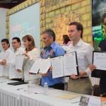 Firma del Acuerdo Nacional por el Turismo en Chiapas