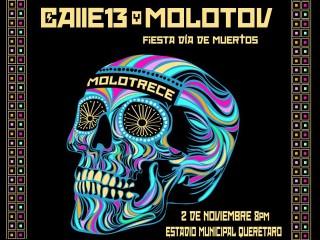 Halloween Party 2012: Bob Sinclar, Dr.Hoffman, Molotov, Calle 13