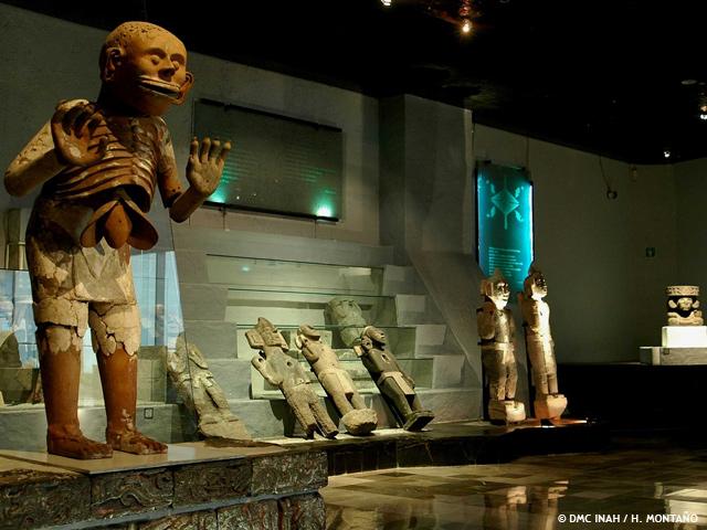 Festejo de los 25 años del Museo Templo Mayor