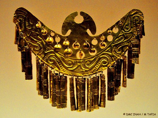 Oro, arte prehispánico de Colombia en el MNC