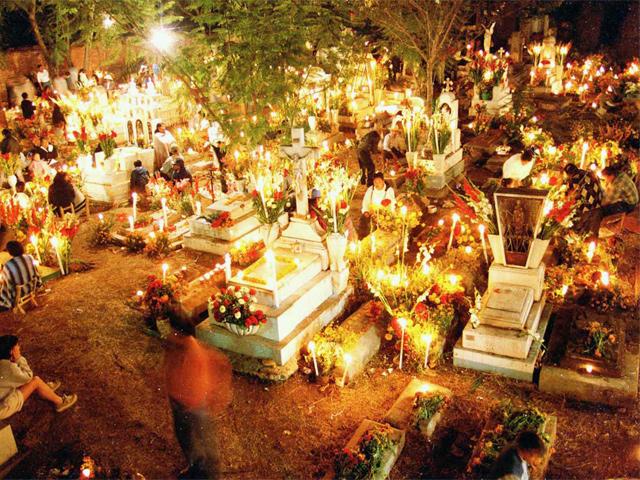 Día de Muertos 2012 en Michoacán