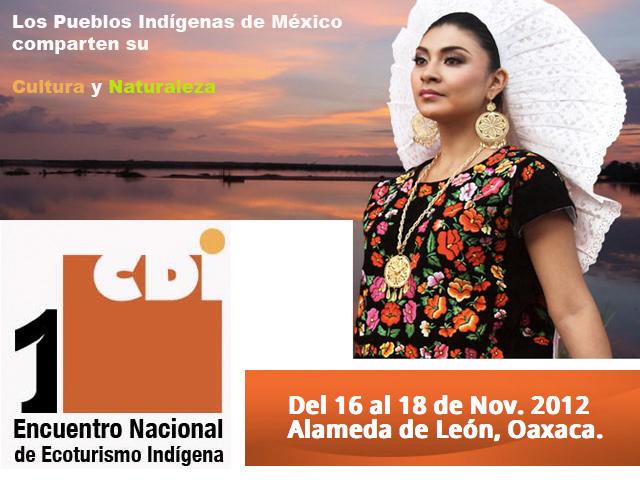 1º Encuentro Nacional de Ecoturismo Indígena 2012