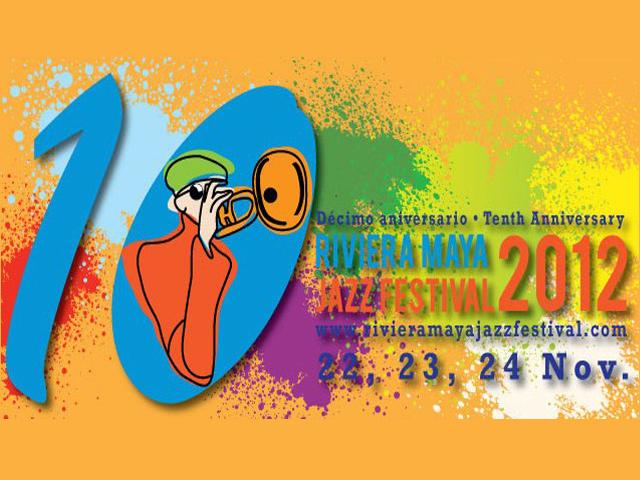 10° Riviera Maya Jazz Festival 2012