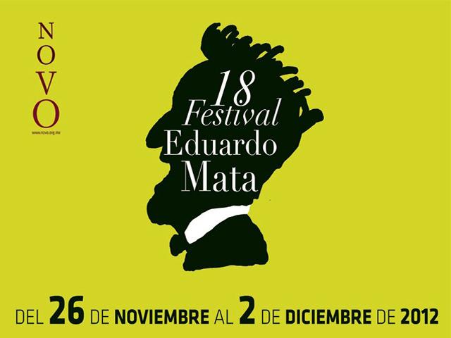 18º Festival de Otoño Eduardo Mata en Oaxaca