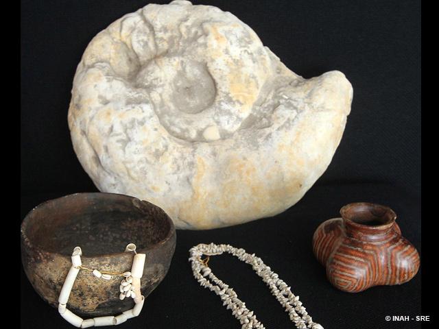 916 piezas arqueológicas regresan a México