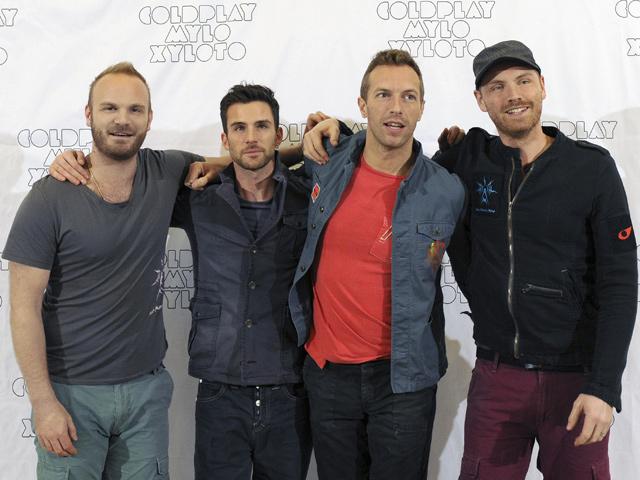 Coldplay pospone su gira en América Latina
