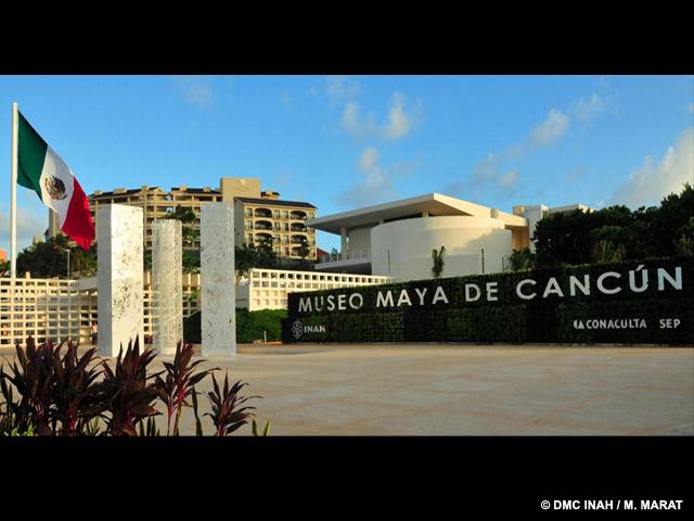 Nuevo Museo Maya de Cancún y su zona arqueológica
