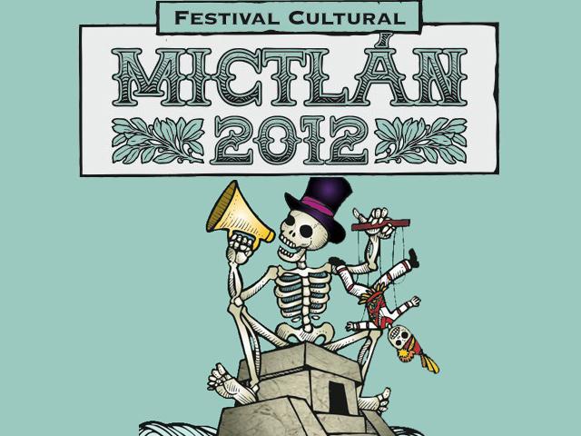 Festival Cultural Mictlán 2012 en Xalapa