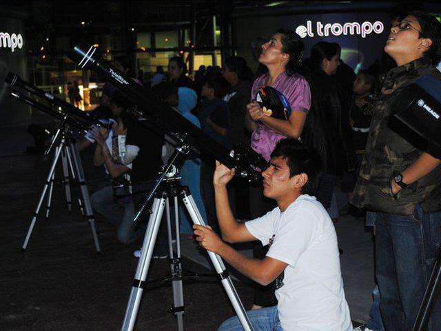 Noche de las Estrellas 2012 en todo México