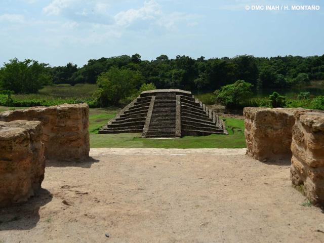 Nuevas zonas arqueológicas abiertas en el sexenio