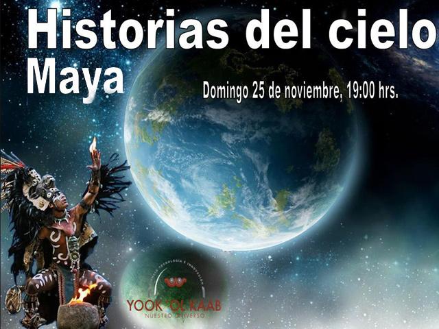 Historias del Cielo Maya en el Planetario de Chetumal