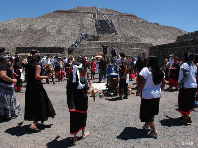 Total de visitantes para el 13 Baktún: más de 150 mil