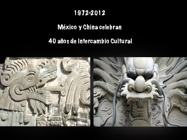 40 años de intercambio cultural entre México y China