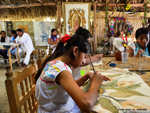 Patrimonio Cultural Totonaco recibe reconocimiento en París