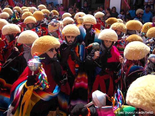 Chiapa de Corzo celebra su Fiesta Grande de Enero 2013