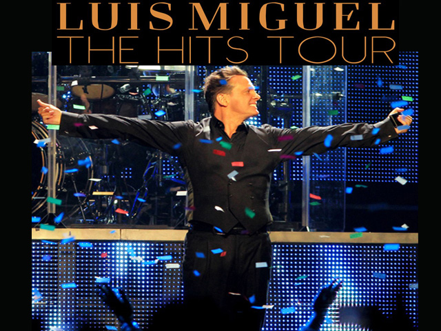 The Hits Tour 2013: Luis Miguel en México