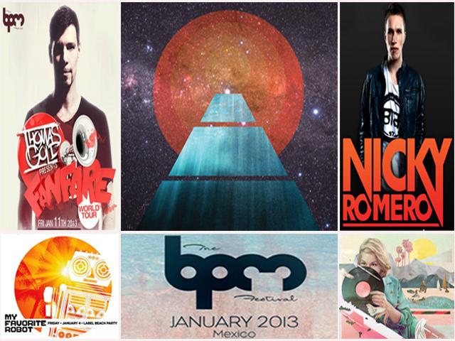 BPM: el Festival de Dance Music más grande de México