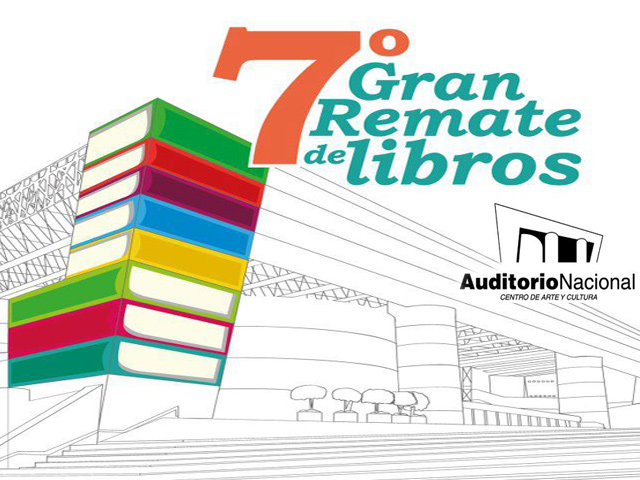 7° Gran Remate de Libros Auditorio Nacional 2013