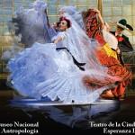 El Ballet Folklórico de México de Amalia Hernandez se presentará en el MNA y el Teatro de la Ciudad de México