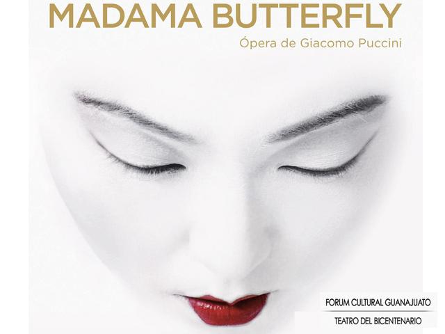 Madama Butterfly en el Teatro del Bicentenario, Abril 2013