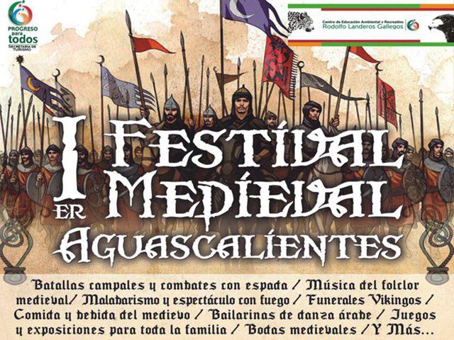 1er Festival Medieval de Aguascalientes