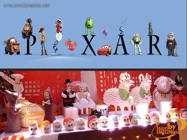 Disney-Pixar no registrará el Día de los Muertos