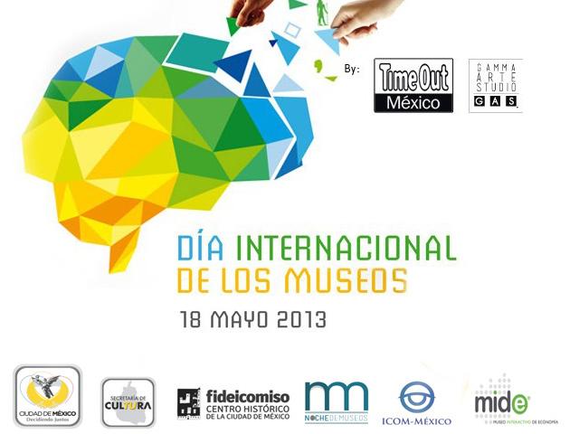 Sábado 18 de mayo de 2013: Día Internacional de los Museos