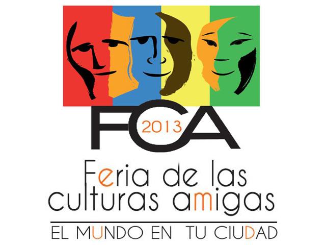 Feria de Las Culturas Amigas 2013 en México D.F.