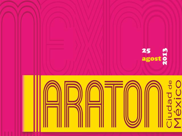 XXXI Maratón y VII Medio Maratón de la Ciudad de México