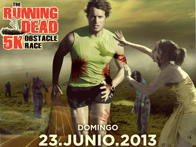 The Running Dead Querétaro 2013