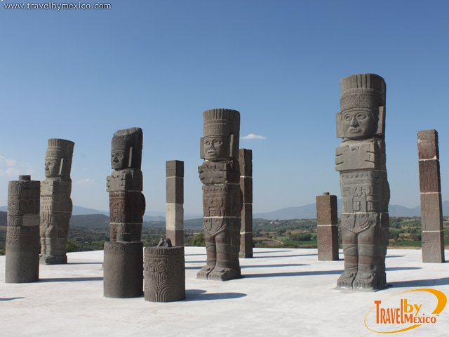 Zona Arqueológica de Tula y sus Atlantes
